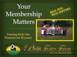 Historical Society Memberships